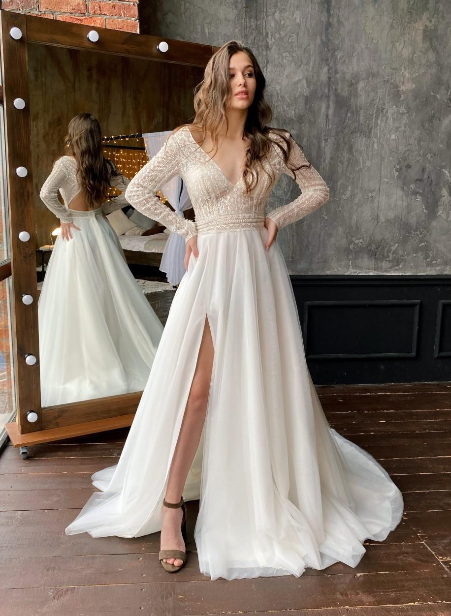 Свадебное платье 038-30